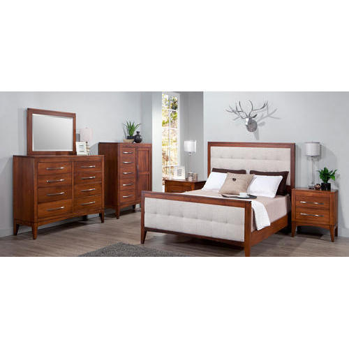 Brown Wooden Bedroom Furniture