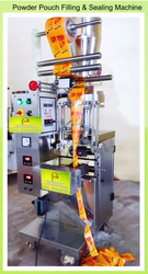 Pharma Packaging Powder Pouch Filling Machines