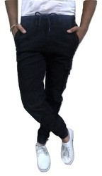 Cotton Men 10 Pocket Joggers Cargo Pants
