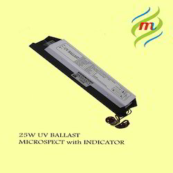 25W UV Ballast Microspect with Indicator