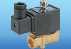 SPAC STANDARD SOLENOID VALVE WITH DIN COIL