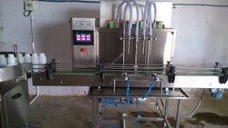 Automation Grade: Automatic Electric Pesticide Packaging Machines, Packaging Type: Bottle, 5 KW