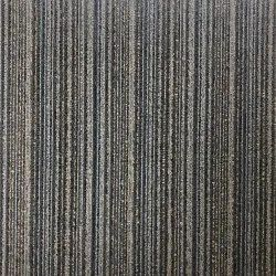 PVC Carpet Floor Tiles With Lines