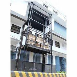 Goods Lift Hydraulic