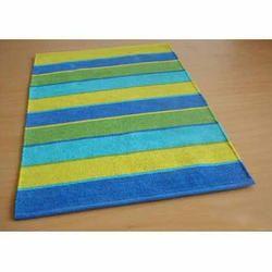 Cotton Handmade Chenille Durrie Accent Rug, Size: 2 X 3 Feet