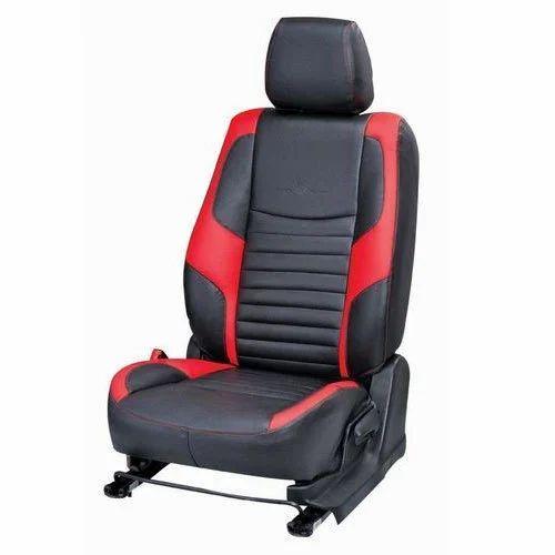 Designer Leather Car Seat Cover