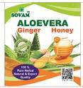 Sovam Aloevera Ginger Honey Juice