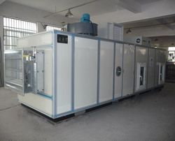 Desiccant Rotor Dehumidifiers