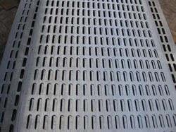 GI Long Hole Perforated Sheet