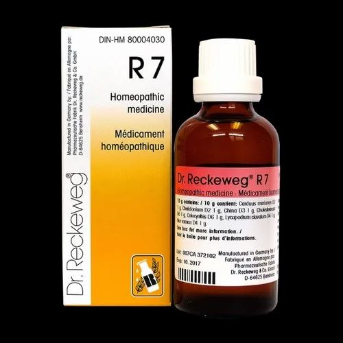 Dr  Reckwage - Dr Reckeweg R7 Wholesaler from Malout