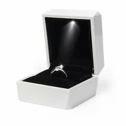 LED Ring Jewellery Box