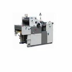 Tirupati Single Color Offset Printing Machine, For Paper
