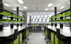 Laboratory Design, Office Interior