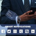 OMNiX ID 130 Plus HR Smart Band