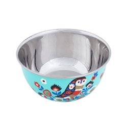 Stainless Steel Colored Printed Bowls
