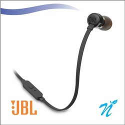 Wired Earphone (JBL T110 Earphone)