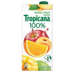 Tropicana Mix Fruit Juice, Packaging Size: 1000 ml