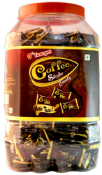 Coffee Style Candy