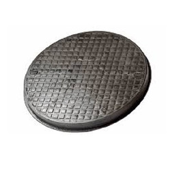 Cast Iron Chamber Cover