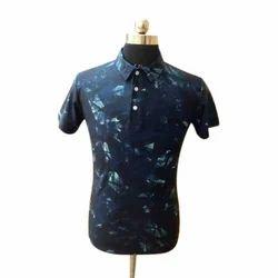 Mens Lycra T-Shirt, Size: M - XXL