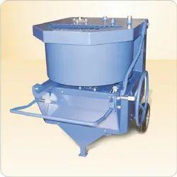 Concrete Mixer Pan