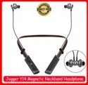 Jogger Y14 Magnetic Fold-able Wireless Neckband Bluetooth Headphone