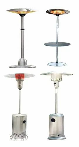 Patio Heater Electric And Gas