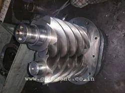 Air End- Screw Element Repair Service, in Pan India, Industrial