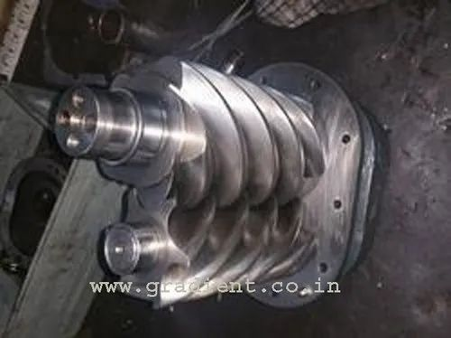 Air End- Screw Element Repair Service, in Pan India, Industrial