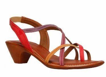 Casual Bata Multi Color Sandals For