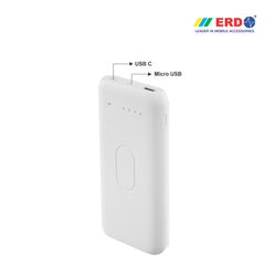 Power Bank 10000mAh (WIRELESS)