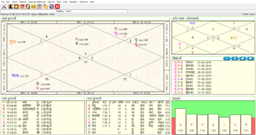 Parashara''s Light 9 0 (Astrology Software) Professional Edition