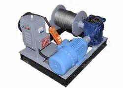 500 Kg Winch Machine Break Motor
