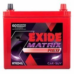 Exide 45AH Car Battery