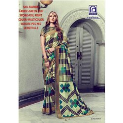 Rachna Art Silk Sia Vol-1 Catalog Saree Set For Woman 3
