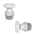 Flanged PP Foot Valve