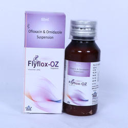 Ofloxacin And Ornidazole Suspension 60 ml