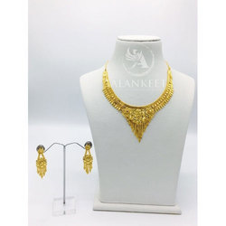Designer Indian Short Necklace Set
