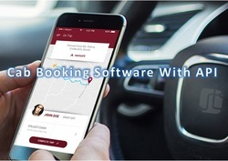 Cab Booking Software With API