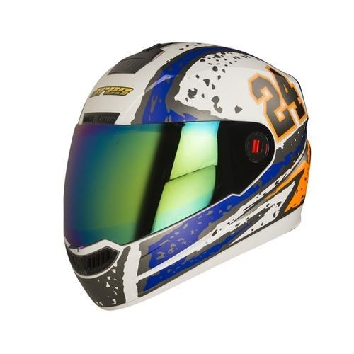 aa1aef4d Steelbird Flip-Up Helmets - Steelbird SBA-1 Air Rage Glossy White ...