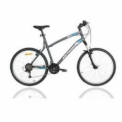 BTwin Rockrider 340 Grey Mountain Bicycle