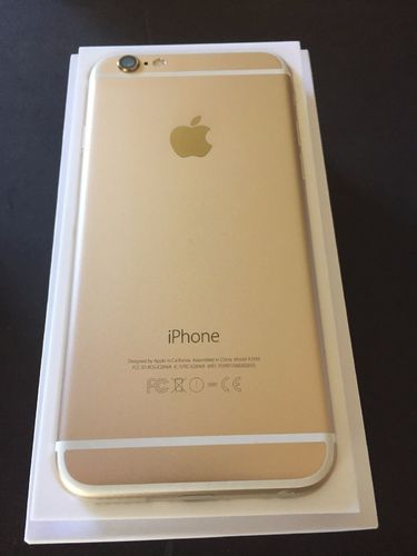 Apple IPhone 6 Plus 64GB Rose Gold Brand New Unlocked