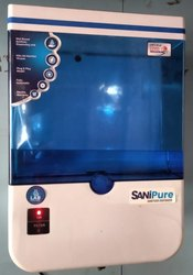 Sanipure Sanitizer Machine