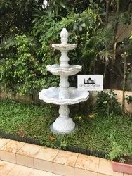 5 Feet Marble Fountain