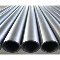 Stainless Steel 316 Seamless Pipe, Shape: Round