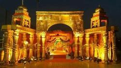 Decorative Marriage Gate