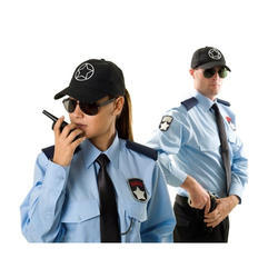 Corporate Residential Security Guard, in Client Side