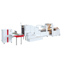Grocery Bag Making Machine Yes Fully Automatic Paper Bag Making Machine, 10000 Pieses Per Hour, 3 H.p.motor