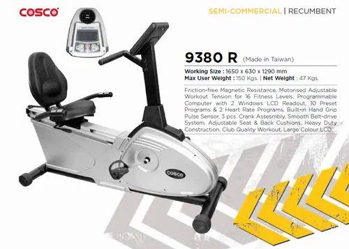 Semi Commercial Magnetic Recumbent Bike