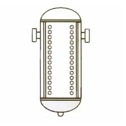 Ammonia Oil Separator